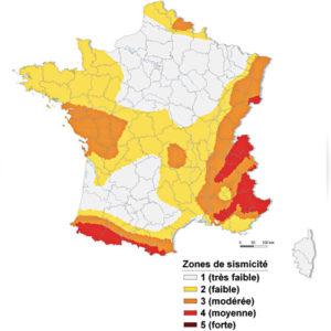 Carte-seisme-france